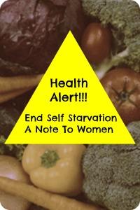 End The Socially Acceptable Anorexia